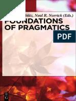 Foundations Of Pragmatics.pdf