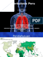 Tuberkulosis Paru ppt