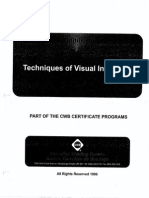 Techniques of Visual Inspection
