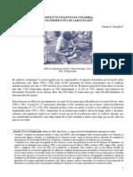 Conflicto violento en Colombia