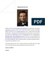 ABRAHAM LINCOLN.docx