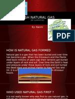 irish natural gas