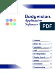 BC601 Software BodyVision SD Application(en) TANITA