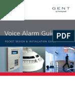 GEN085 Voice Alarm Design Guide A6_2010
