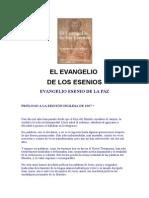 Bordeaux Szekely Edmond-Evangelio Esenio de La Paz