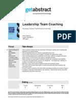 Leadership Team Coaching Hawkins en 16839