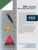 Delta Mc Card
