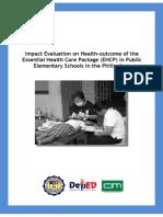 EHCP Study Protocol