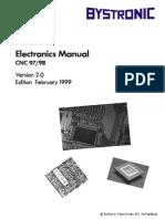Electronics Manual CNC