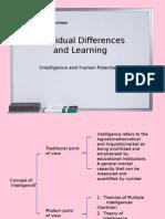 Individual Differences EDU