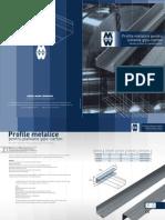 Profile Pt. Sisteme Gips Carton
