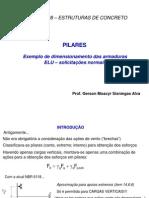 Aula Pilares NBR6118 2014