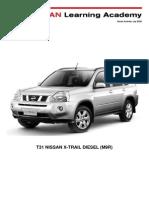 Nissan M9R Training Manual