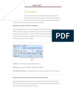 Apostila Introdução Word 2007 - Informática