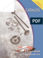 Superior Axle+Gear2003 catalogue