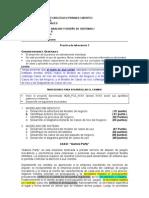 Eexamen final ANALISIS Y DISEÑO DE SISTEMAS I   cibertec limaxamen Final Analisis y Diseño de Sistemas i