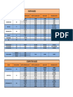 Calendario Cambridge 2014-2015 Completo