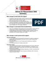 Erc Guidelines 2005.