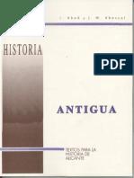 Textos Para La Historia de Alicante - Edad Antigua