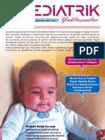 Ayl›k Pediatri Bülteni Nisan 2009 • Say›