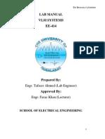VLSI Lab Maual