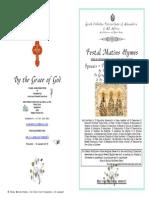2015 - 30 Jan - Three Holy Hierarchs