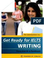 Get Ready for IELTS Writing Pre-Intermediate A2