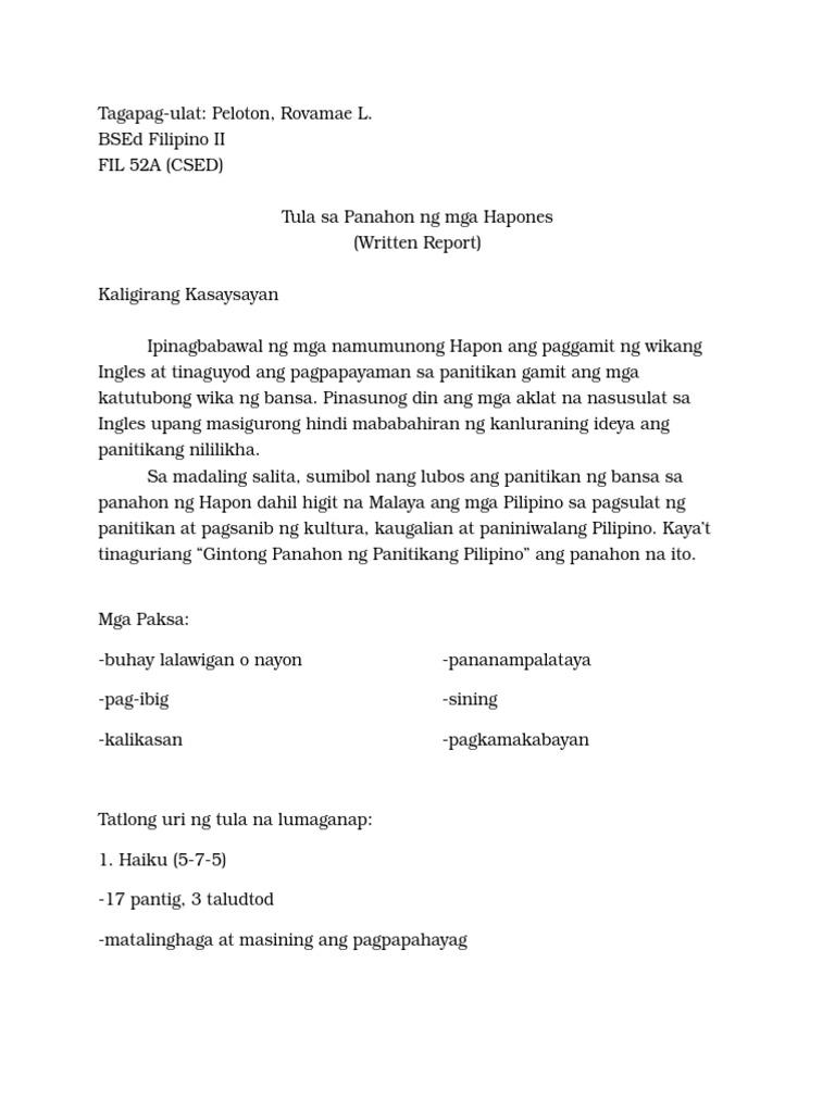 itinuro sa mga pilipino ang wikang niponggo noong panahon ng hapon