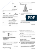 Form 3 Test 2012