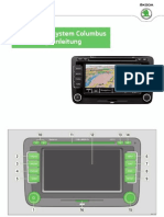 Skoda Columbus Navigation System Guide