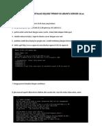 Cara Mudah Instalasi Squid3 Di Ubuntu Server 14