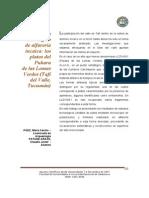 Paez y Patané Aráoz (2007) - Aportes Cientificos Desde Humanidades