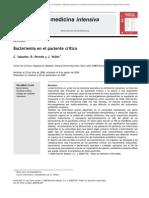 30.1.Bacteremia en El Paciente Critico