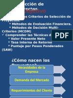 Evaluacion Finaniera de Proyectos