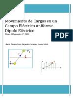 Movimiento de Cargas y Dipolo Electrico.pdf