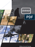 Military Survival Course Brochure Web