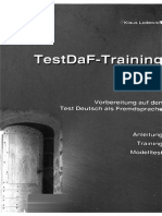 TestDaF-Training 20 15