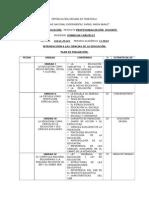 Plan de Evaluación Int. a Las c