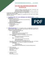 Tema N° 14-Protección de Transformadores de Potencia