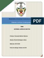 SISTEMAS JURIDICOS MIXTOS C.doc