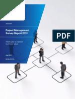 Project Management Survey