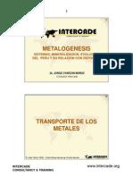 metalogenesis