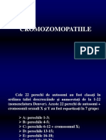 Pediatrie - Cromozomopatiile