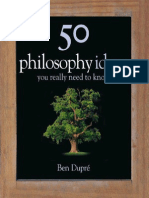 50 Philosophy Ideas Ben Durpe