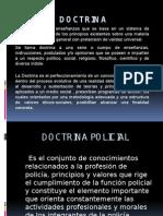 Doctrina Policial Diapositivas
