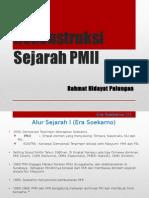 Rekonstruksi Sejarah PMII
