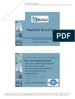 presentation for haested programs