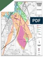 PPRI Basse Vallée de la Touques - zonage 2