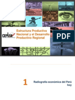 Desarrollo Productivo Regional