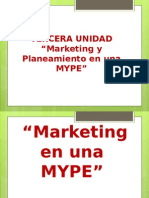 Marketing Mype